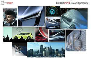Detroit 2010 Trends