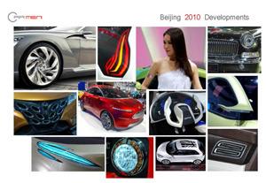 Beijing Motor Show 2010 - Trends