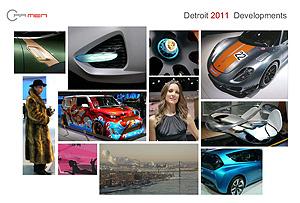 Detroit 2011 Trends