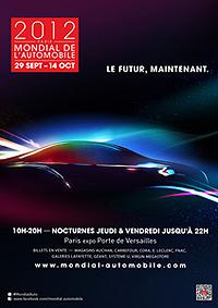 Paris 2012 Motor Show