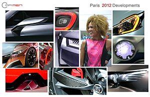Paris 2012 Trend Report