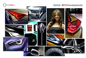 Detroit 2013 Trend Report