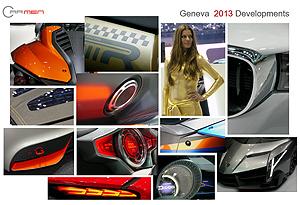 Geneva 2013 Trend Report