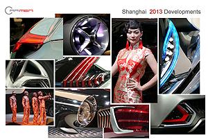 Shanghai 2013 Trend Report