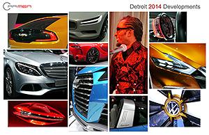 Detroit 2014 - Trend Report