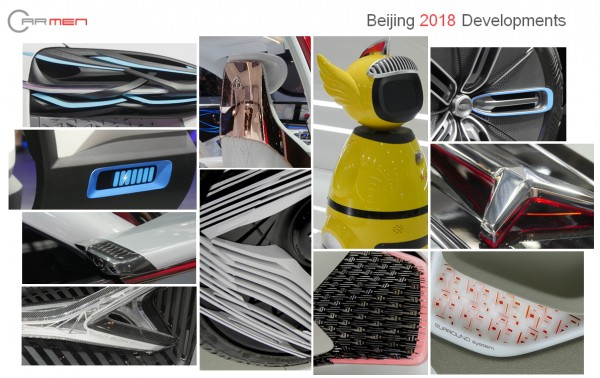 Beijing Developments 2018