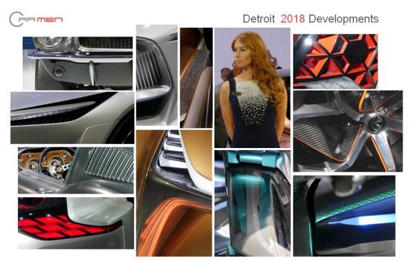 Detroti Developments 2018